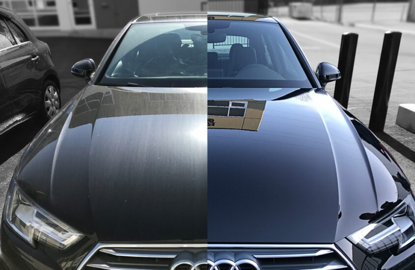 What coating to use? Ceramic or Glass Coating