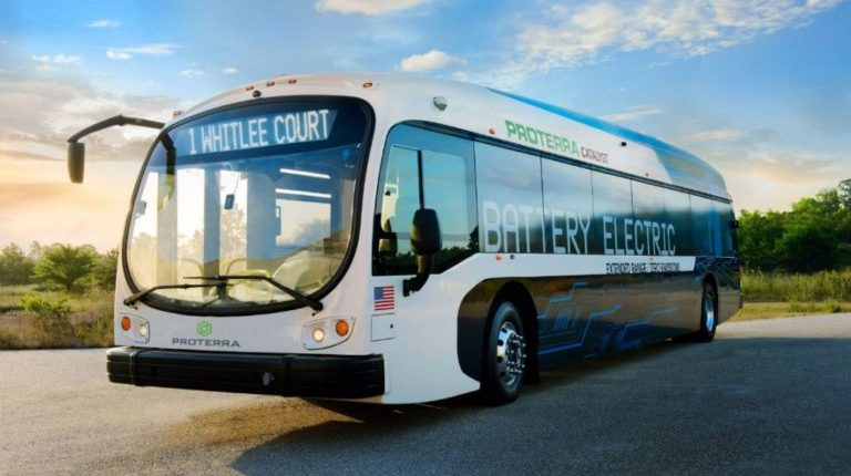 The Future Bus will be an Innovation Marvel