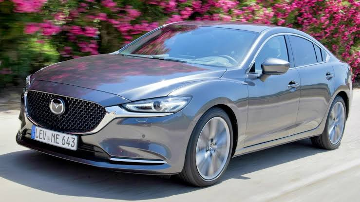 Tech Feature Highlights of the 2018 Mazda6