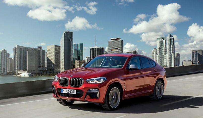 BMW X4: A New Design, a New Feel