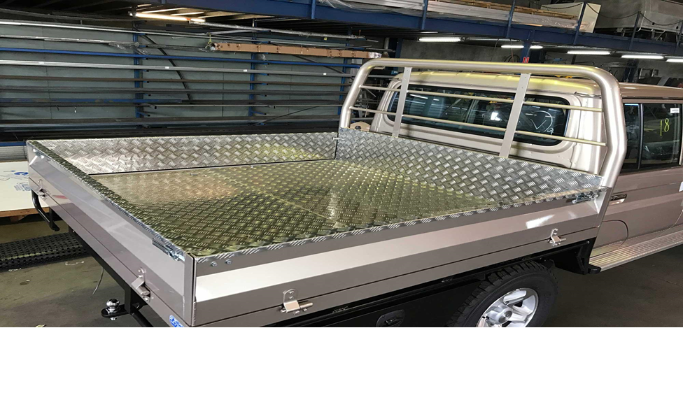 Aluminium Ute Trays Are A Must These Days