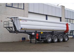 Tipper Trailers: Their Categories And Requirements.