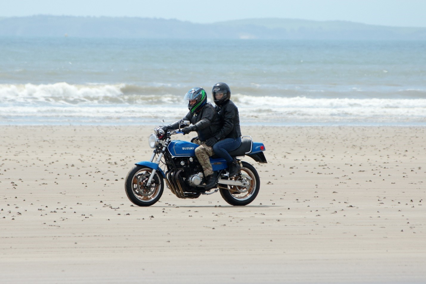 Rider Safety – Importance of Wearing a Helmet and Ways to Ride Your Motorcycle Safely