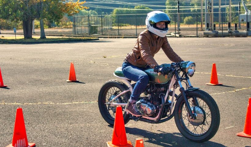 Learn to Ride a Motorcycle