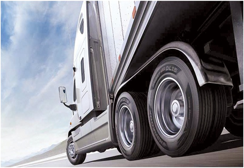 Why it is crucial to maintain the tires of a truck