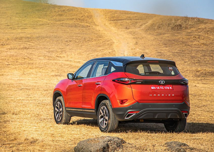 Tata Harrier - The most value for money SUV you can buy